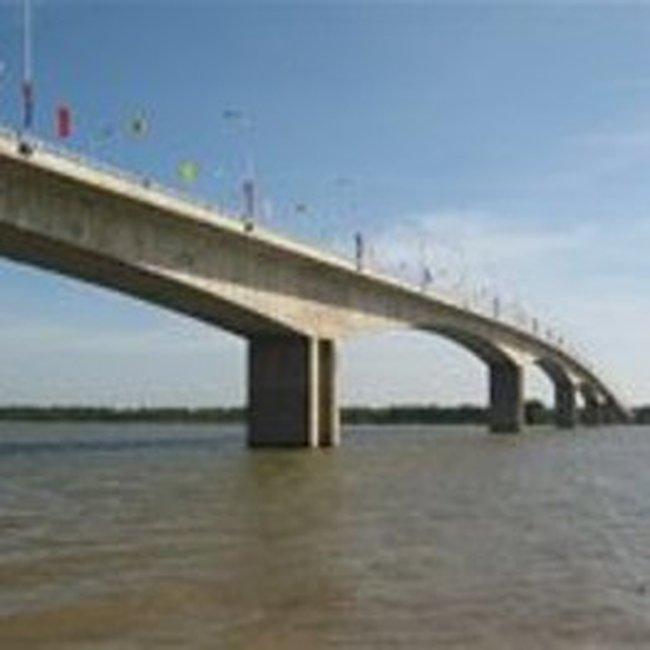 Khánh thành cầu Hàm Luông, Bến Tre