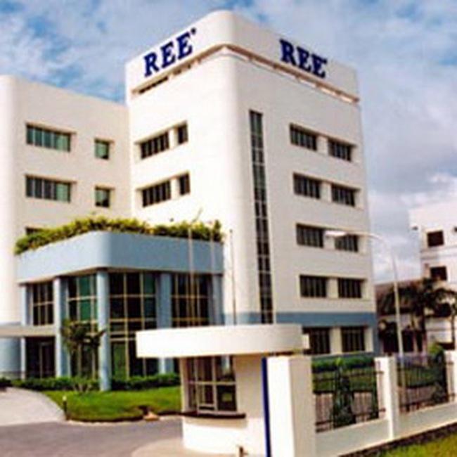 REE: Quý I/2010 lãi 109.57 tỷ đồng, tăng 39% so với cùng kỳ 2009