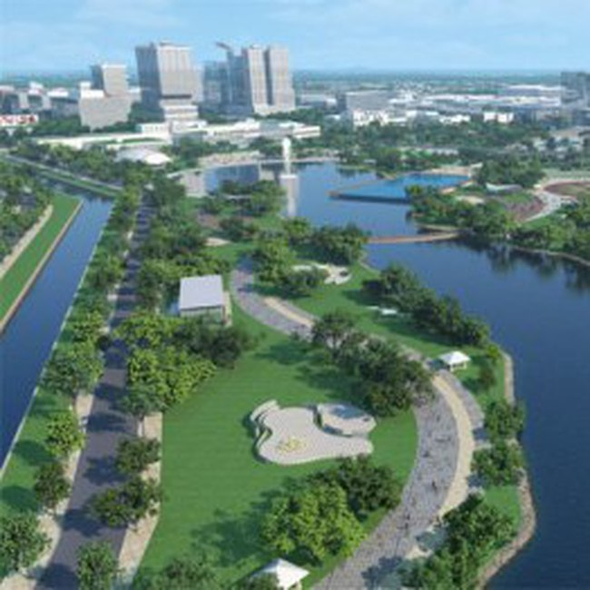 Bình Dương khởi động dự án thành phố quy mô 1.000 héc ta