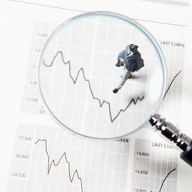 VN-Index lên sát mốc 540 điểm