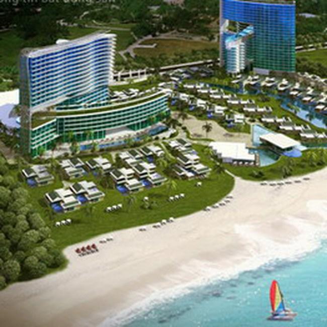 Đà Nẵng: 110 triệu USD xây dựng Le Meridien Da Nang Resort & Spa