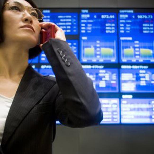 Thị trường châu Á giảm điểm