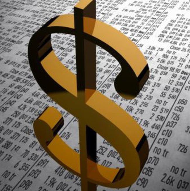 Thông tin GDP Mỹ quý 1/2010 khiến giá vàng, dầu tăng mạnh