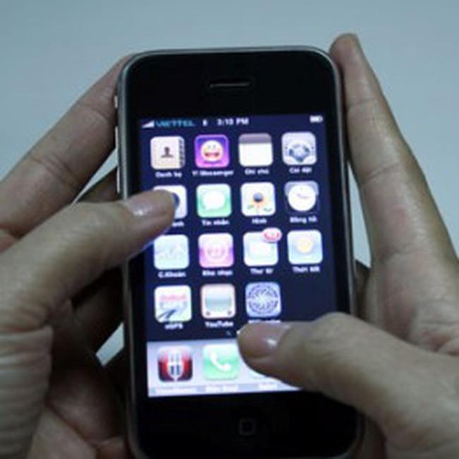 """""""Không có chuyện đưa iPhone vào diện hạn chế nhập khẩu"""""""