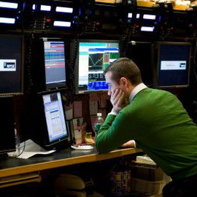Dow Jones có tuần giảm điểm mạnh nhất từ đầu năm 2010