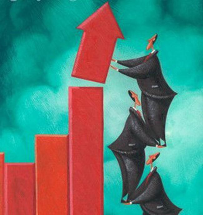 Gần 134 triệu cp giao dịch trên hai sàn, VN-Index tiến sát mốc 550 điểm