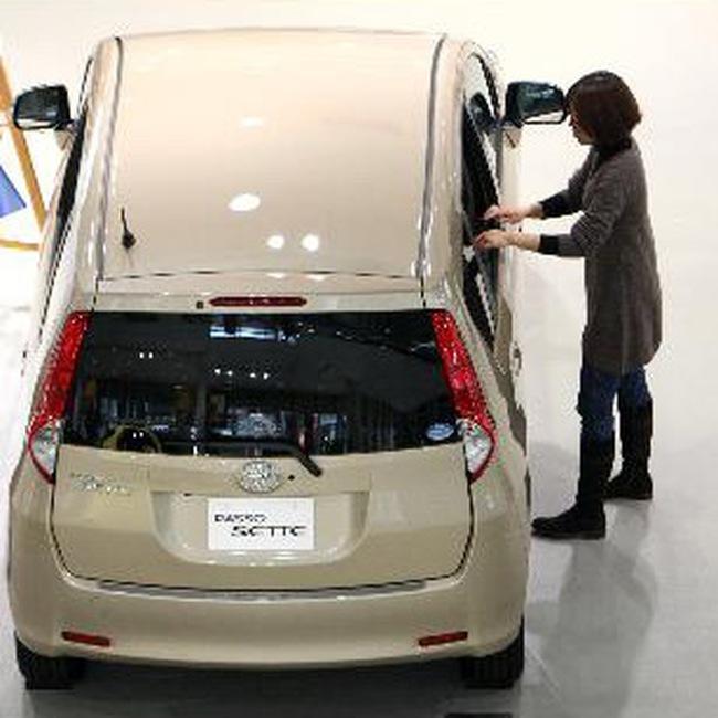 Doanh số bán xe ô tô tại Mỹ tháng 4/2010 tăng 20%