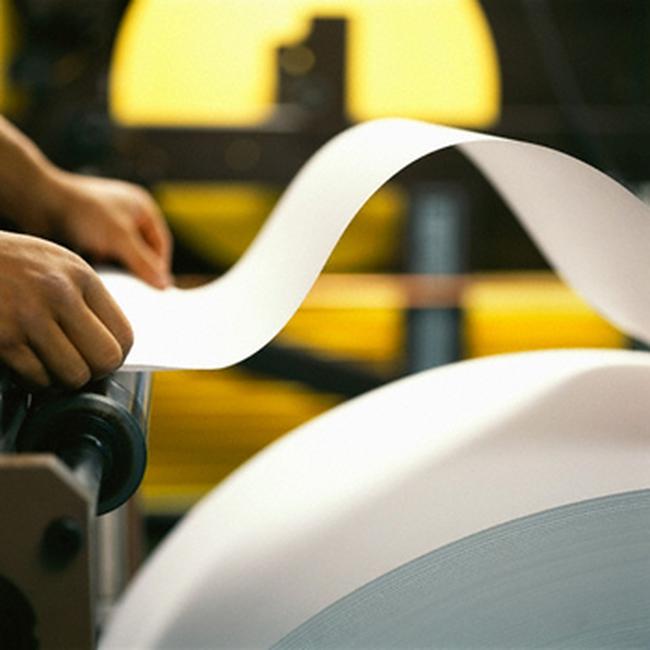 Sản xuất giấy tăng 11%/năm