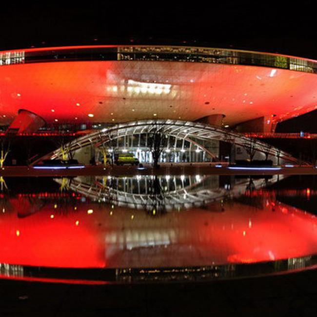 Lợi ích cho Trung Quốc từ Triển lãm quốc tế Thượng Hải gấp 4 lần Olympic Bắc Kinh