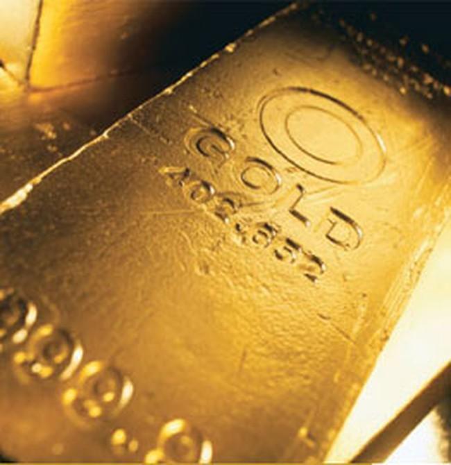 Giá vàng giảm 150.000 đồng/lượng