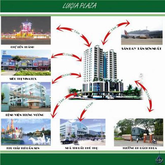 LGC: LNST quý I/2010 tăng mạnh so với cùng kỳ nhờ bán căn hộ của dự án cao ốc Lữ Gia PLaza