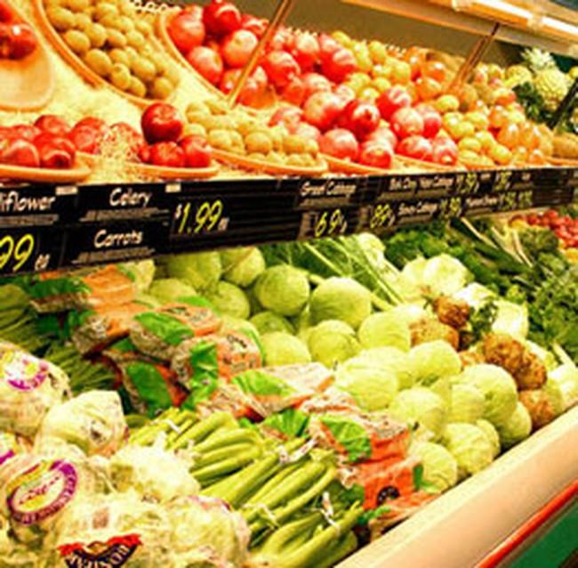 Hàng tỉ USD nhập nông sản, thực phẩm