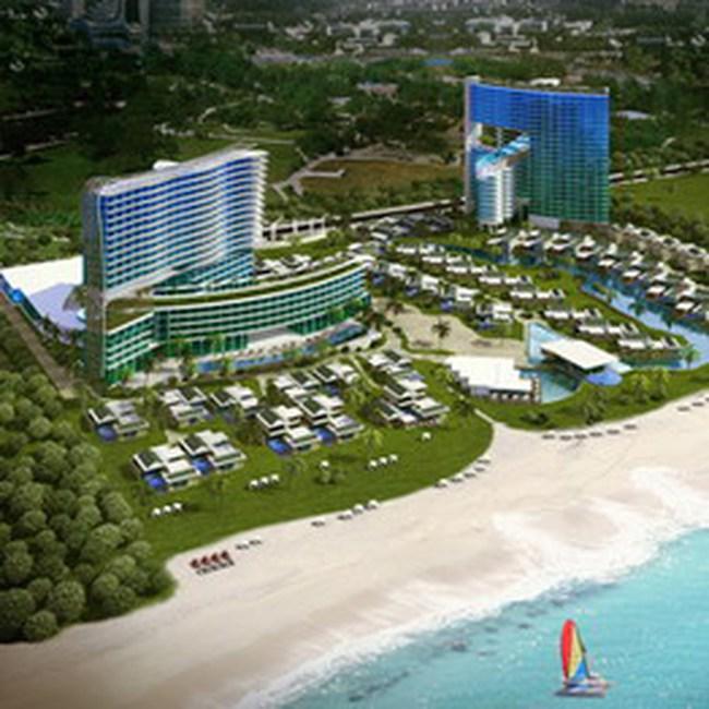 Đà Nẵng: Khởi công Le Meridien Danang Resort & Spa