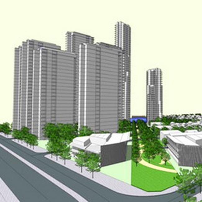 GGG: Tăng vốn lên gấp đôi để thực hiện dự án Greenwich Village