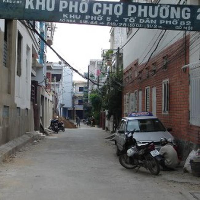 TPHCM: Quy định lộ giới hẻm dưới 12m tại quận Bình Thạnh