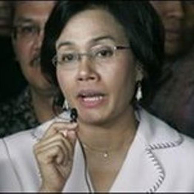 Bộ trưởng Tài chính Indonesia sẽ làm Phó chủ tịch WB