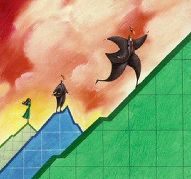 Thị trường biến động mạnh, giao dịch lên cao nhất trong nửa năm