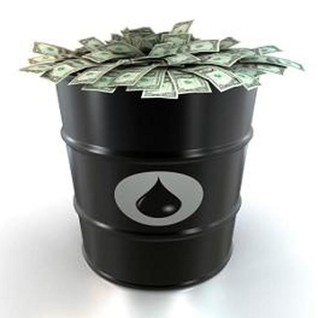 Giá dầu thô có thể về mức 60USD/thùng bởi khủng hoảng tại châu Âu