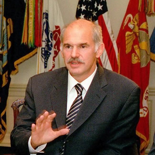 Thủ tướng George Papandreou – người anh hùng Hy Lạp
