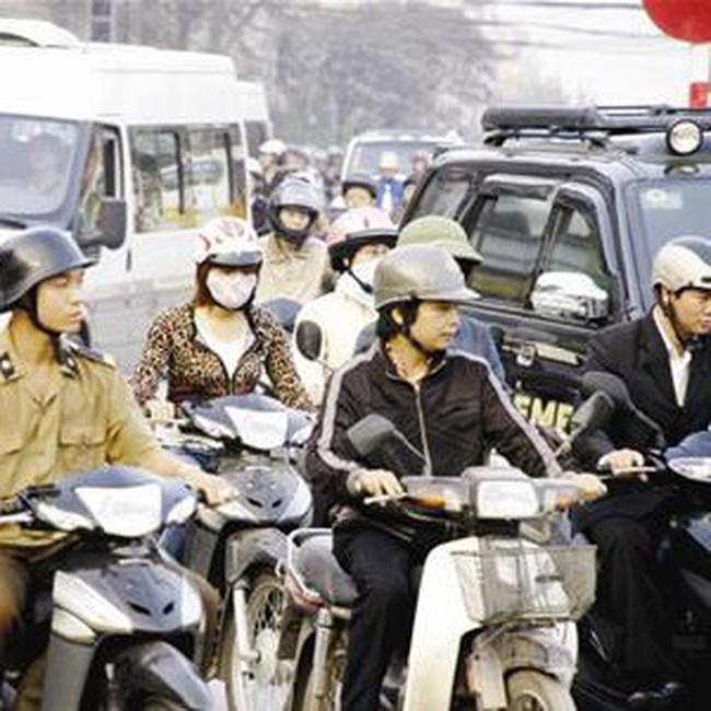 Lại thu phí mô tô, xe máy?