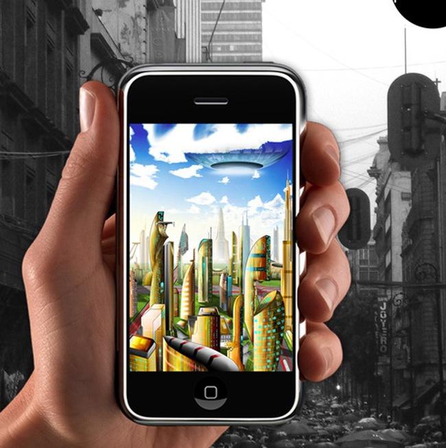 Quý 1/2010, 20% điện thoại di động bán ra thế giới là điện thoại thông minh