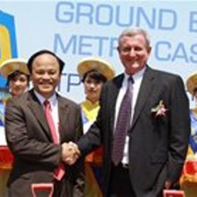 Metro mở trung tâm bán sỉ tại Quy Nhơn