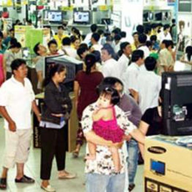 Hàng điện tử phải kiểm định trước khi bán ra thị trường
