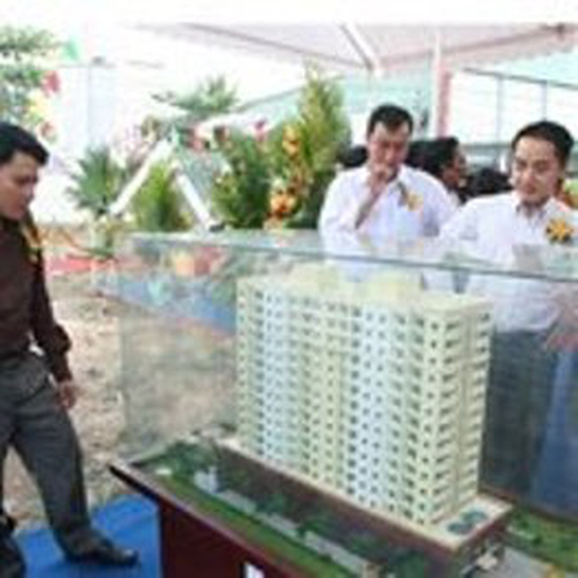 Gia Phú khởi công dự án chung cư tại Thủ Đức