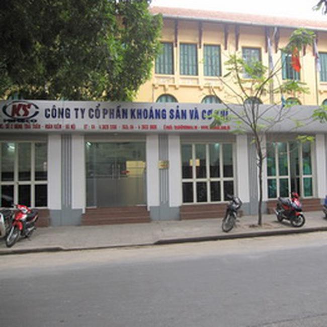 CTCP Khoáng sản và cơ khí đăng ký niêm yết cổ phiếu tại HNX