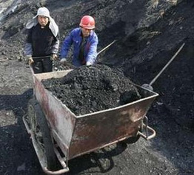 Quí I/2010 kim ngạch xuất khẩu than đá tăng 23% so với cùng kỳ