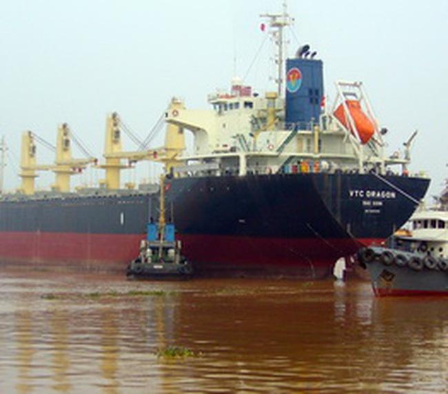 VST: Mua thêm tàu VTC Tiger trọng tải 28.666 DWT