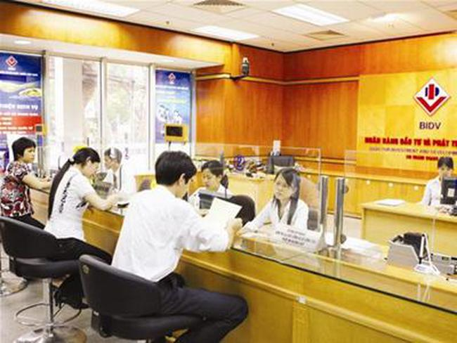 BIDV ký hợp đồng với 3 định chế tài chính cho vay lại 555 tỷ đồng