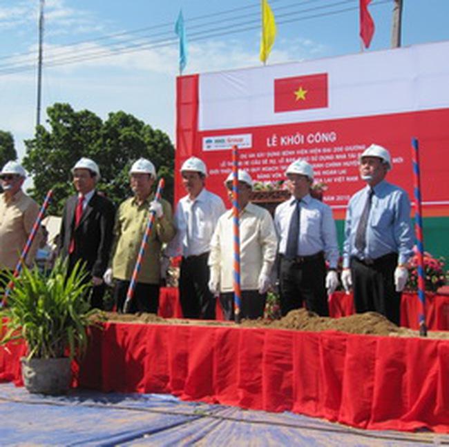 HAG: Đầu tư 30 triệu USD vào Lào