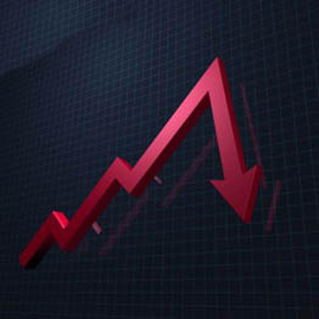 90% số mã giảm giá, Vn-Index mất gần 15 điểm