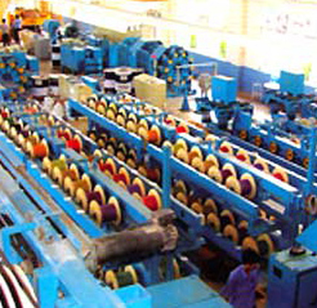 Năm 2010, sẽ xuất khẩu trên 1 tỉ USD dây và cáp điện