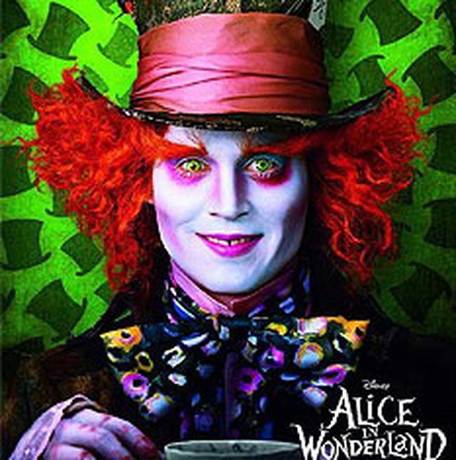 """Walt Disney công bố lợi nhuận quý 1 tăng 55% nhờ bộ phim """"Alice ở xứ sở diệu kỳ"""""""