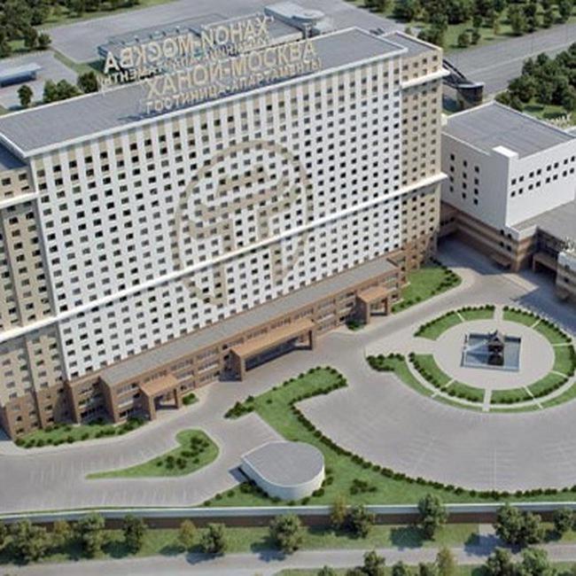 Doanh nghiệp Việt xây tổ hợp thương mại, khách sạn tại Nga
