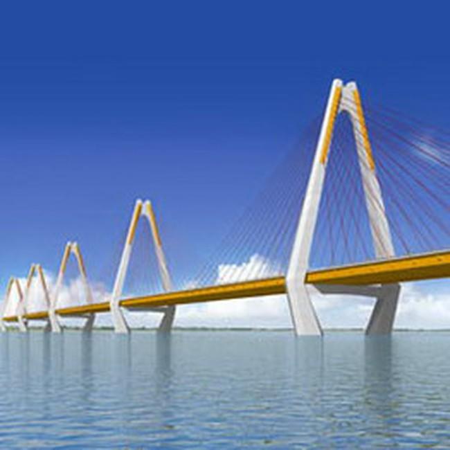 Đẩy nhanh tiến độ GPMB dự án cầu Nhật Tân