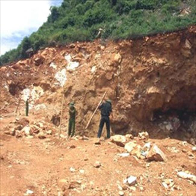 Bổ sung quy hoạch thăm dò, khai thác thiếc Phú Lâm- Tuyên Quang