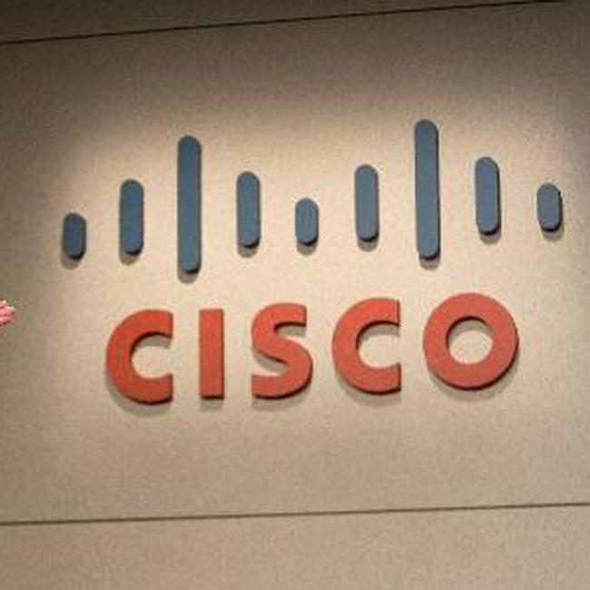 Cisco công bố lợi nhuận tăng 63% bởi kinh tế phục hồi