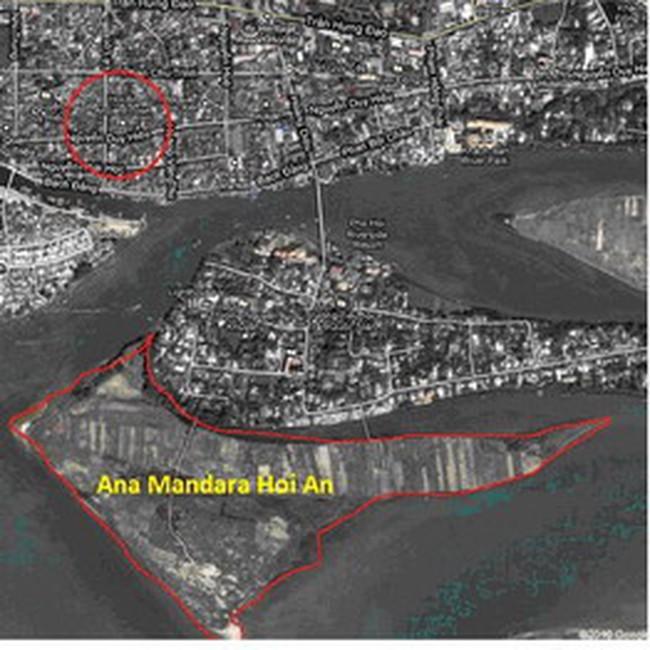 NVT: Được giao 24,4 ha đất dự án Ana Mandara Hội An