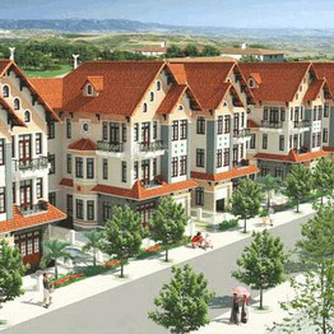 Bình Chánh: Thêm khu nhà ở có quy mô 190 lô đất nền