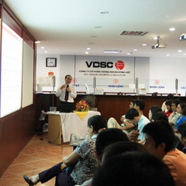 VDS: Chính thức niêm yết tại HNX ngày 25/5