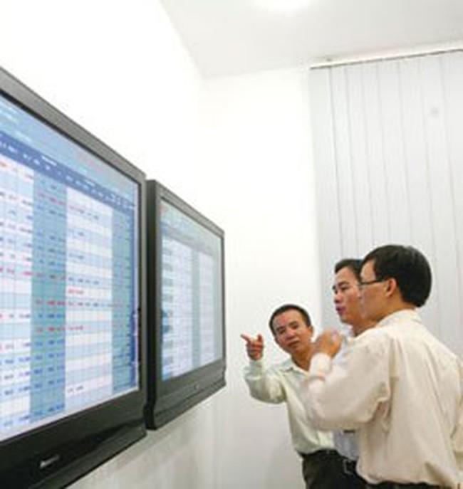 TTCK Việt Nam ở đâu trong cơn bão khủng hoảng nợ châu Âu?