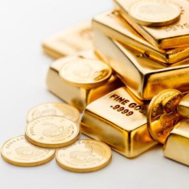 Giá vàng tăng vọt và lập đỉnh cao mới trong lịch sử