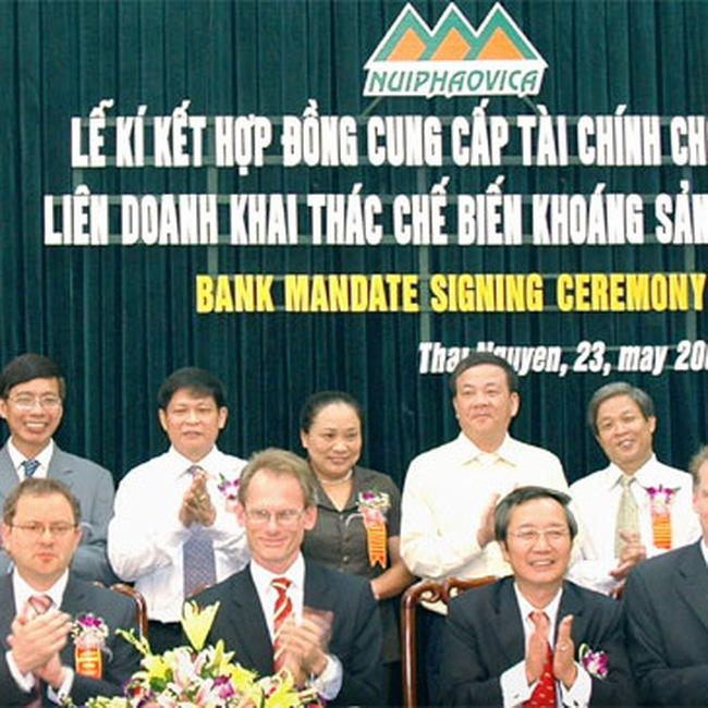 """Dragon Capital, Masan và """"canh bạc"""" Núi Pháo"""