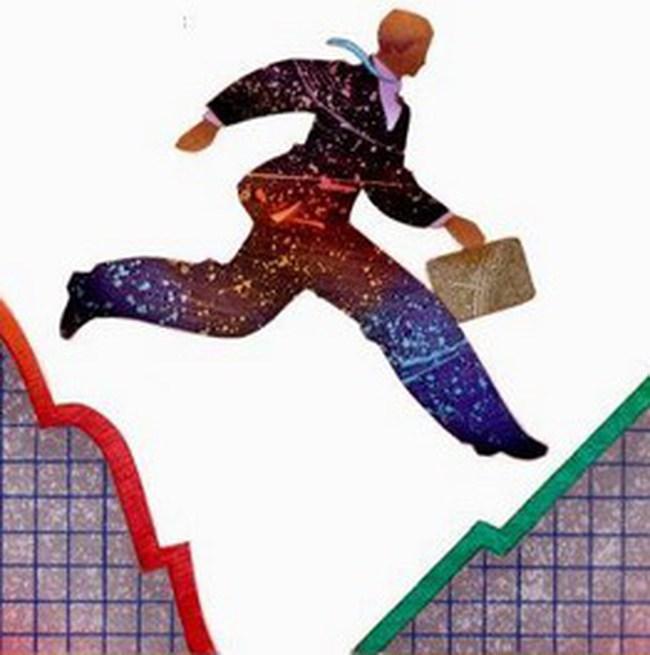 Vn-Index tăng điểm trở lại, giá trị giao dịch thấp nhất trong 1 tháng