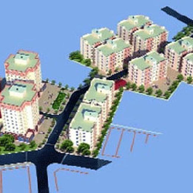 Hải Phòng phát triển chung cư hiện đại giá rẻ