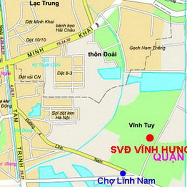 Hà Nội báo cáo Thủ tướng dự án của Tân Hoàng Minh