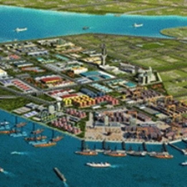 Khởi công xây dựng khu phi thuế quan Nam Đình Vũ tổng vốn 2.500 tỷ đồng